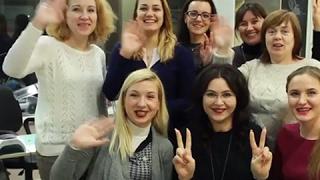 ЛУЧШАЯ РАБОТА В МИРЕ: учебный процесс из курса гелевое наращивание ногтей + инструкторский курс
