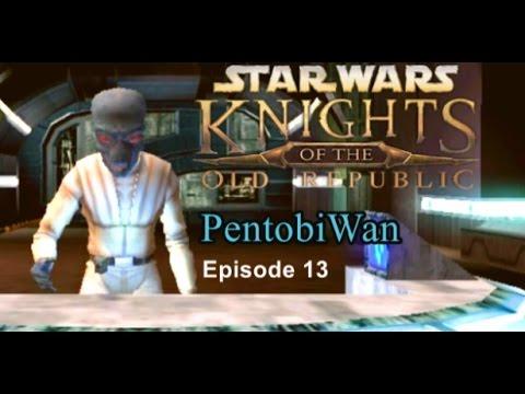 PentobiWan | Inscription aux courses de fonceurs - Episode 13 - Star Wars KOTOR