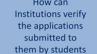 How To Approve NSP forms by Institution Step By Step Tutorial Schol...