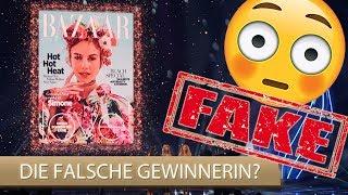 GNTM 2019 FAKE FINALE - Simone die FALSCHE Gewinnerin?