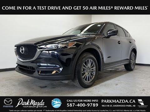 BLACK 2018 Mazda CX-5  Review   - Park Mazda