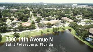 home for sale at 3600 11th ave n st petersburg fl 33713