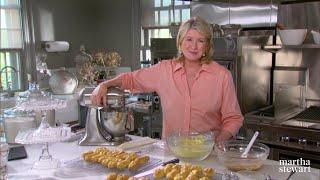 Martha Stewart's Secret to Perfect Pâte à Choux | Martha Bakes | #Shorts