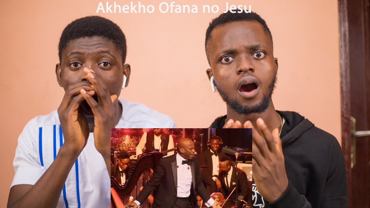 Vocal Coach Reacts to Donnie McClurkin - Akhekho Ofana no Jesu (Gospel Goes classical SA)