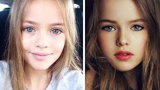 child 10 Kids Who Shouldn't Be Wearing That Much Makeup