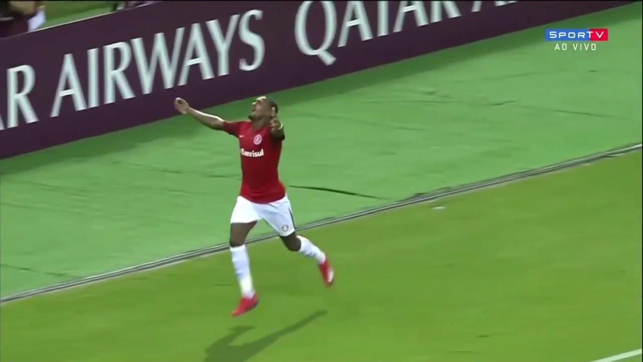 Inter 2 X 2 River Plate Gols E Melhores Momentos 03 04 2019 Youtube
