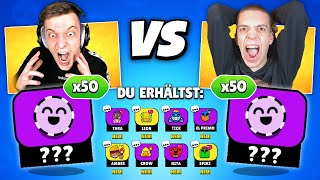 100x EPIC PIN PACK OPENING BATTLE! *ESKALIERT KOMPLETT* 😱 Brawl Stars deutsch