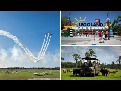 Experience Lakeland & Winter Haven in 60 Seconds