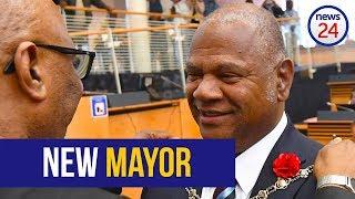 WATCH: Dan Plato elected as Cape Town mayor