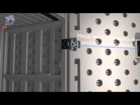 Suncast UK Mega Tall Storage Cabinet