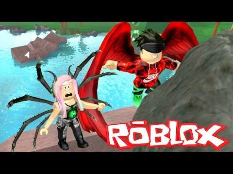 WE GOT LOST INSIDE A JUNGLE!!   Roblox Roleplay Escape The Jungle Obby