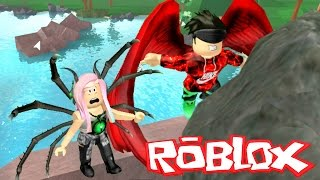 WE GOT LOST INSIDE A JUNGLE!! | Roblox Roleplay Escape The Jungle Obby