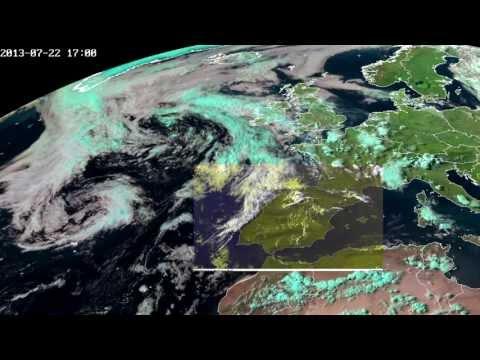 Geo-engenharia no Atlântico em Julho 2013 - Geoengineering the Atlantic in July 2013