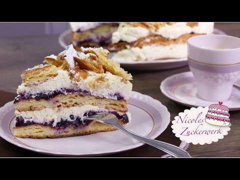 Torte mit sahne rezept