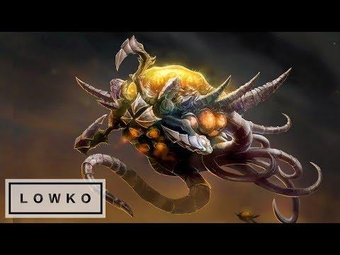 StarCraft 2: SKY ZERG vs SKY TOSS!