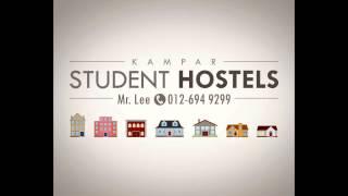 KTAR Student Hostels Housing to Let in Kampar Perak Malaysia