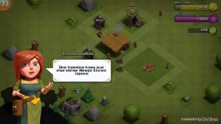 Clash of clans Part 1 - wir fangen schon gut an