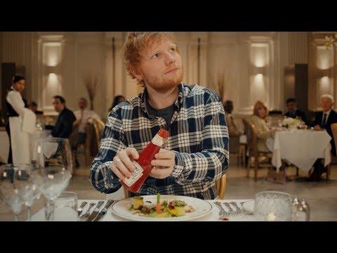 Perez - Ed Sheeran's Heinz Ketchup Commercial