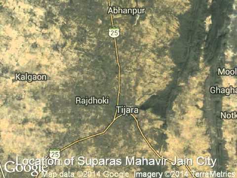 Suparas Mahavir Jain City - Tijara, Alwar