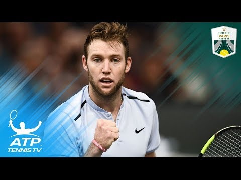 Sock Wins Paris and Qualifies for London | Rolex Paris Masters 2017 final Highlights