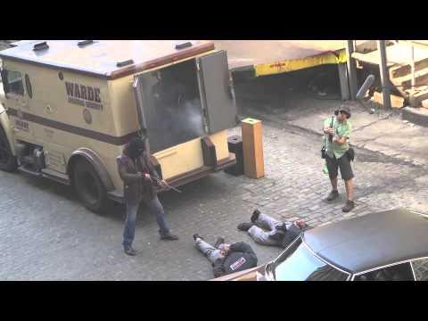 BLOOD TIES 2013 (movie) Behind the scenes- Clip2 (SPOILER ALERT)