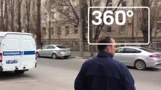 Взрывотехники проверяют еще одну школу после взрыва в Ростове-на-Дону