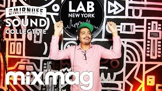 Time Warp US | SETH TROXLER soulful deep tech set in The Lab NYC