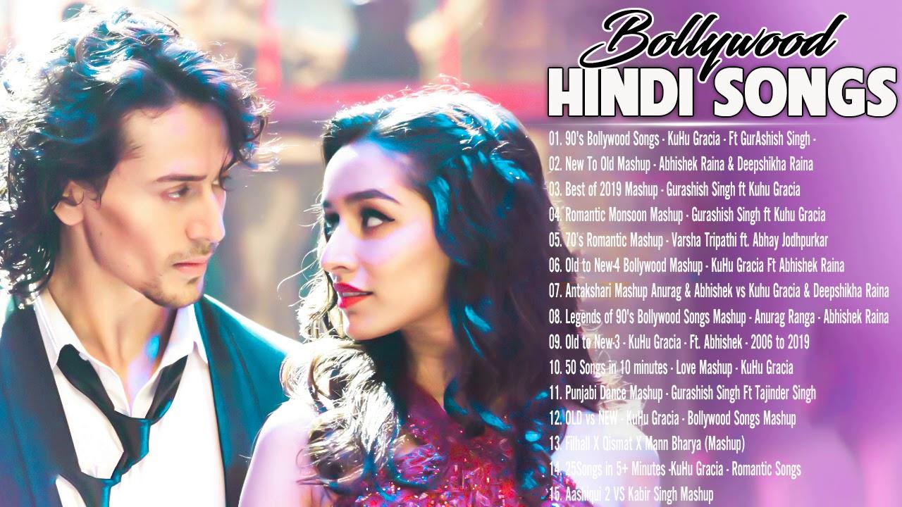 New Hindi Songs 2020 - Old Vs New Bollywood Mashup Songs 2020 - Hindi Bollywood Romantic Songs