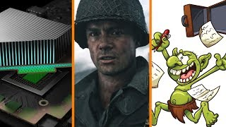 Xbox Speaks on Scorpio Framerate + New Call of Duty WW2 Details + Patent Trolls Defeated - The Know