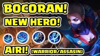 Video Arena of Valor - Mobile Arena! Bocoran Hero Baru! Airi! THE NINJA! download MP3, 3GP, MP4, WEBM, AVI, FLV Agustus 2017