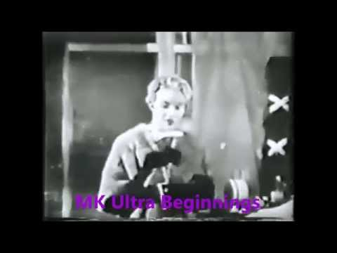 MK Ultra Beginnings | Shocking 1950's Commercial | Mind Control