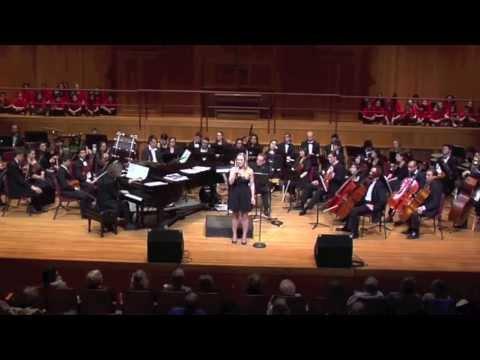 Marissa McGowan Performing