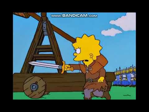 The Simpsons tales of public domain