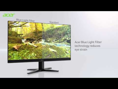 Acer G7 Series Monitor