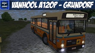OMSI 2 - VanHool DLC - A120P - Grundorf - Route 76