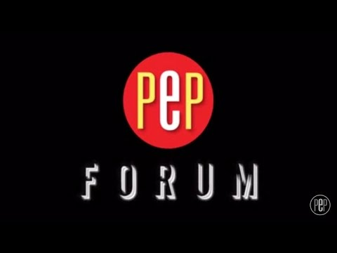 PEP Forum: Celebrity sightings and over-protective fans (full video)
