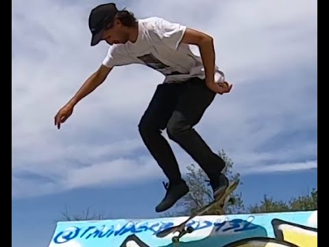 Download PROGRESSION SESSION 1 - LEARN A NEW TRICK- NOLLIE BACK BIGSPIN!! SKATEBOARDING IS SO FUN!!