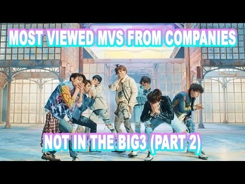 [TOP 200] MOST VIEWED MVS FROM COMPANIES NOT IN THE BIG3 (PART 2)