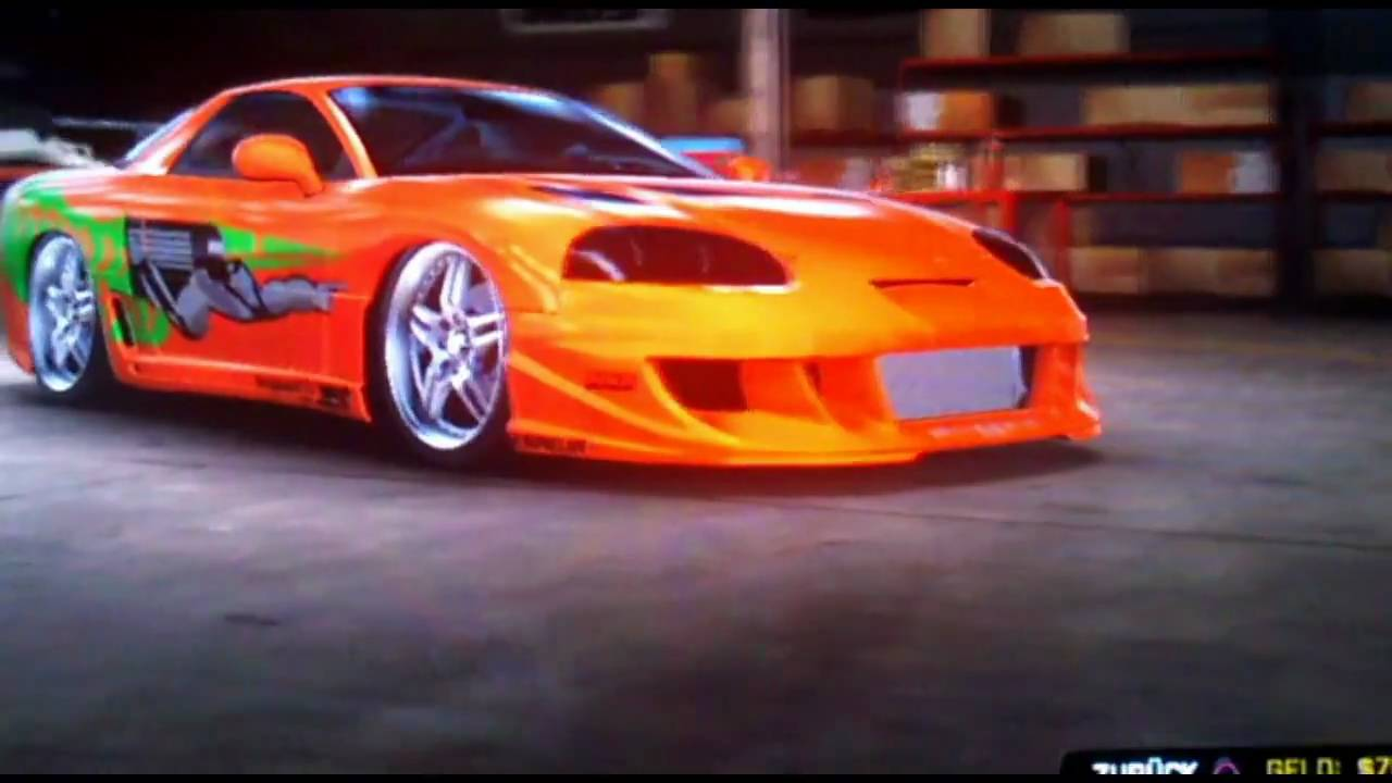 midnight club los angeles fast and furious