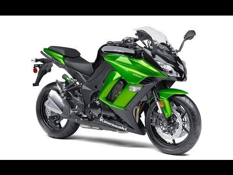 New 2015 Kawasaki Ninja 1000 Review - YouTube