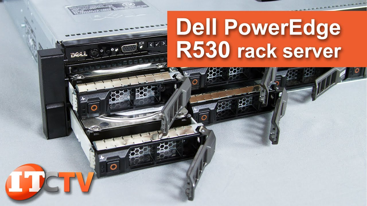 dell poweredge r530 gen13 rack server review