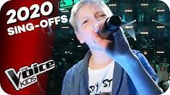 Die Toten Hosen - Wannsee (Nils) | The Voice Kids 2020 | Sing Offs
