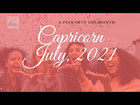 ♑ CAPRICORN ♑: Learn To Ask For Help And Up Your Creative Power