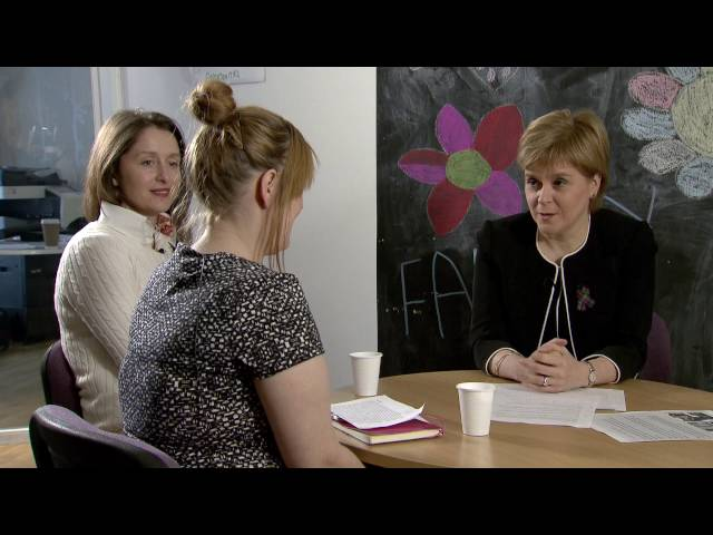 1000 Voices - First Minister commits to listen to 1,000 care experienced young people.