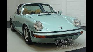 Porsche 911 S Targa 1976-VIDEO- www.ERclassics.com