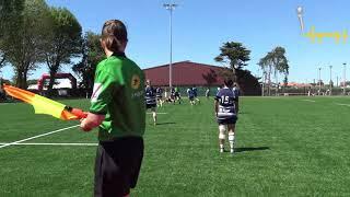 Rugby A 7 Féminin  Lille contre Bordeaux  Tournoi à Biarritz