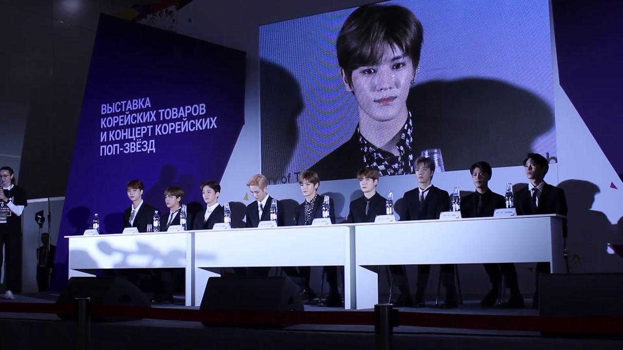 [Q&A]Конференция NCT127 в России ПОЛНАЯ ВЕРСИЯ / KBEE / ЧАСТЬ 2 - YouTube