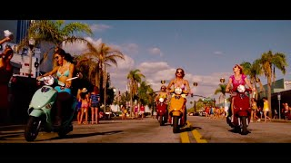 YouTube動画:Emotional Oranges - West Coast Love (Lyric Video)