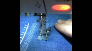 stitching fun with the elna eXcellence 760