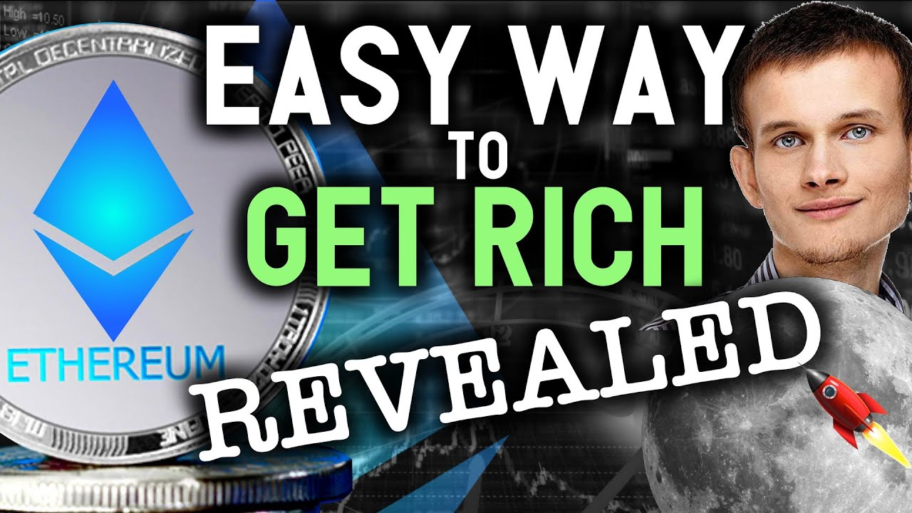 THE EASIEST WAY TO GET RICH IN 2020 EXPLAINED! Life Changing Gains with Ethereum